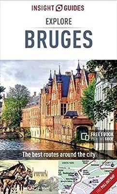 Insight Guides Explore Bruges (Insight Explore Guides)