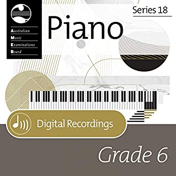 AMEB Piano Series 18 Grade 6