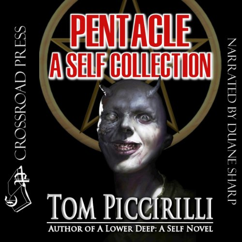 Pentacle audiobook cover art