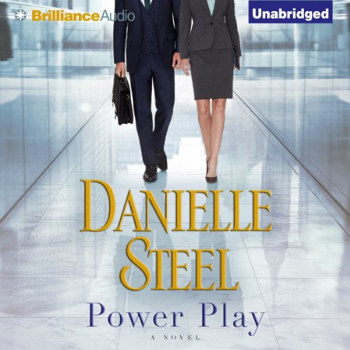Power Play: A Novel audiobook cover art