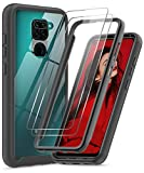LeYi Case for Xiaomi Redmi Note 9 and [2 Pack] Tempered