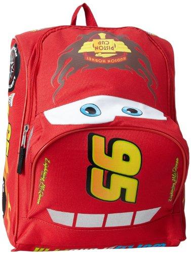 Disney Little Boys' Cars 12 Inch Backpack, Multi, One Size
