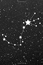 Scorpio Stars Zodiac Constellation Journal: Lined Notebook For Every Occasion
