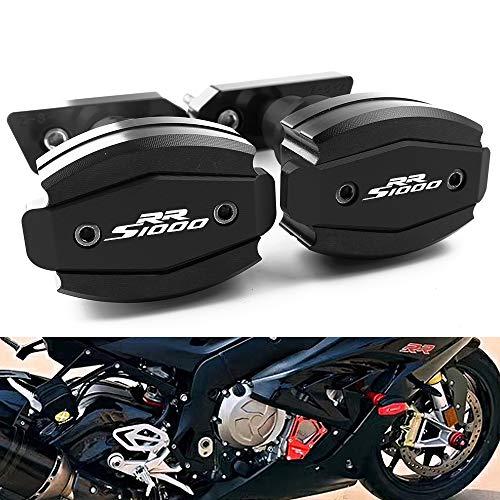 Motorrad Sturzschutz Sturzpads Crashpads Frame Sliders Falling Crash Pad Protektoren passend für S1000RR 2010-2017