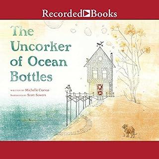 The Uncorker of Ocean Bottles audiobook cover art