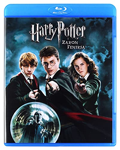 Harry Potter and the Order of the Phoenix [Blu-Ray] [Region Free] (IMPORT) (Nessuna versione italiana)