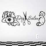 BailongXiao Echte Promotion Wandaufkleber Aufkleber Hund Salon Wall Store Fenster Aufkleber Applique Vinyl Dekoration Veterinär Schlafzimmer Poster