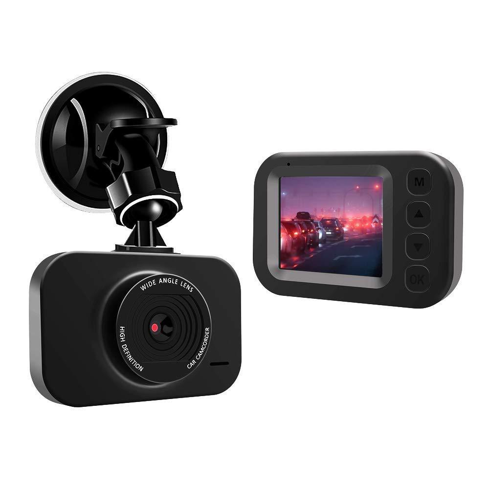"Dash Cam for car, Procus Hector Car Dash Camera, FHD 1080P, 2"" IPS Screen Video Recorder, 120° Wide Angle Lens, G-Sensor, Motion Detector, Loop"