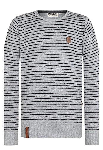 Naketano Herren Strickjacke 31er Pullover
