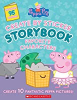 Peppa Pig - Create by Sticker Favorite Characters