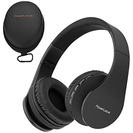 Bluetooth Over Ear Kopfh/örer Zihnic Wireless Faltbares Stereo Headset Rotgold Kabelloser Schalld/ämmung Kopfh/örer mit Eingebautem MikrofonMicro SD//TF FM,Over Ear Headphones f/ür Phones//IPad//PC,