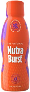 TLC Nutraburst Multivitamin Liquid 16 Fl. Oz 470 Ml (32 Servings) Packaging May Vary Between Old & New in 2019 …