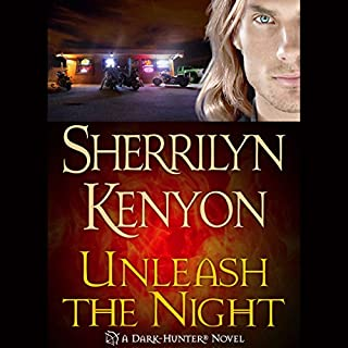 Unleash the Night audiobook cover art