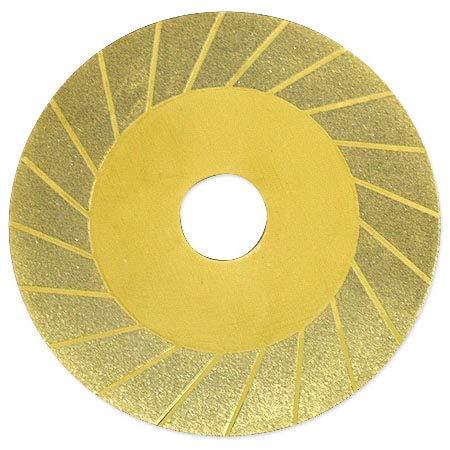 ニシガキ バリカン研磨機用 園芸用刃物研磨機 替ダイヤモンド砥石 厚み1.1mm 取寄品 N-822-1