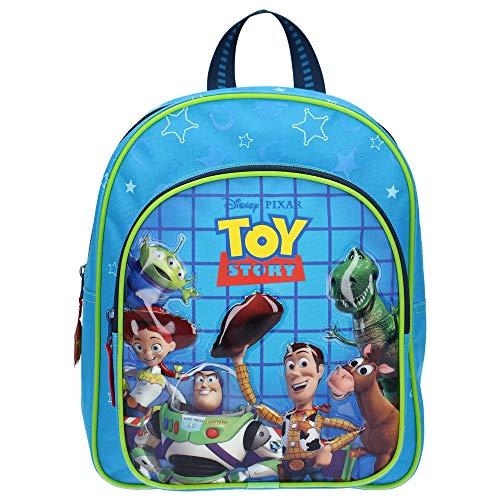 Toy Story Mochila Infantil Azul