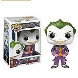 Luckly77 Pop El Joker De Juegos Batman: Arkham City Pop Figura PVC Estatua, clásico de la película F...