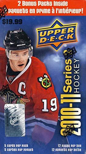 2010-11 Upper Deck Series 2 Hockey 12ct Blaster Box