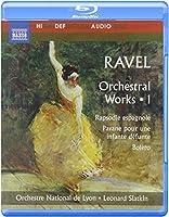 Ravel: Orchestral Works, Vol. 1 by Jennifer Gilbert (2012-11-15)