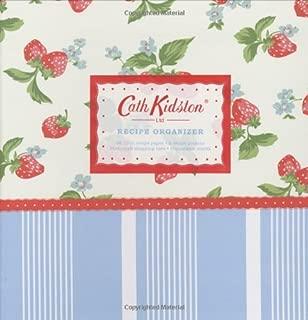 Cath Kidston Recipe Organizer