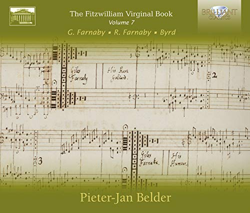 The Fitzwilliam Virginal Book Vol.7