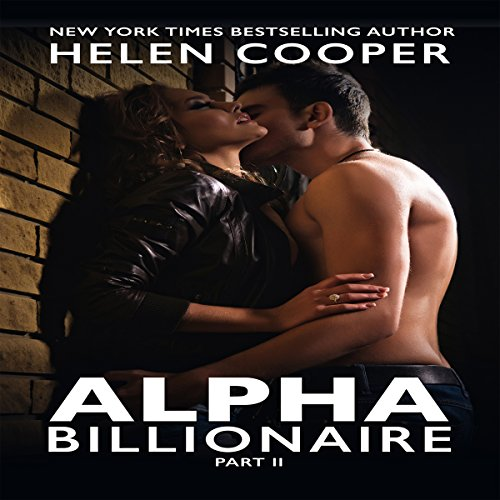 Alpha Billionaire, Book 2 audiobook cover art