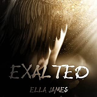Exalted audiobook cover art