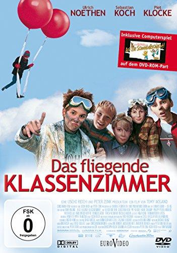 Das Fliegende Klassenzimmer (PAL)(German Only)