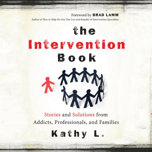 The Intervention Book audiobook cover art