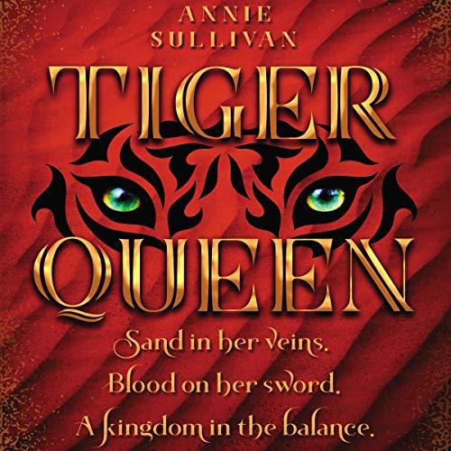 Tiger Queen cover art