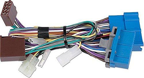 Blaupunkt Adapter Kabel THA PnP/i-sotec Verstärker für Chrysler/Jeep (ab 2002) - 7607622033001