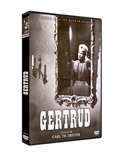 Gertrud DVD edicion remasterizada