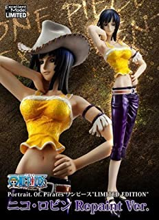 """Portrait.Of.Pirates ワンピース""""LIMITED EDITION"""" ニコ・ロビン Repaint Ver."""