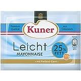 Kuner Mayonnaise 100ml, 25% Fett 5 x 100 ml