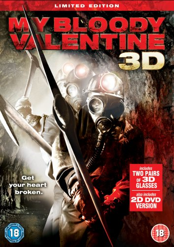 My Bloody Valentine 3D (Limited Edition) [DVD]