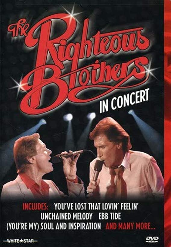 The Righteous Brothers - In Concert