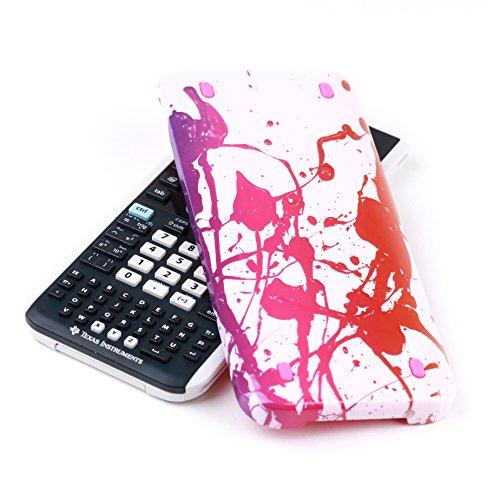 Guerrilla Hard Slide Case-Cover for TI Nspire CX/CX CAS Graphing Calculator, Splash