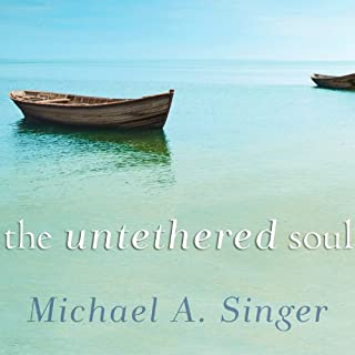 The Untethered Soul audiobook cover art