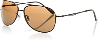 Hawk Erkek Güneş Gözlükleri HW 1384 03, Kahverengi, 61