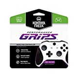 KontrolFreek Performance Grips for Xbox One and Xbox Series X Controller (Nightfall Black)