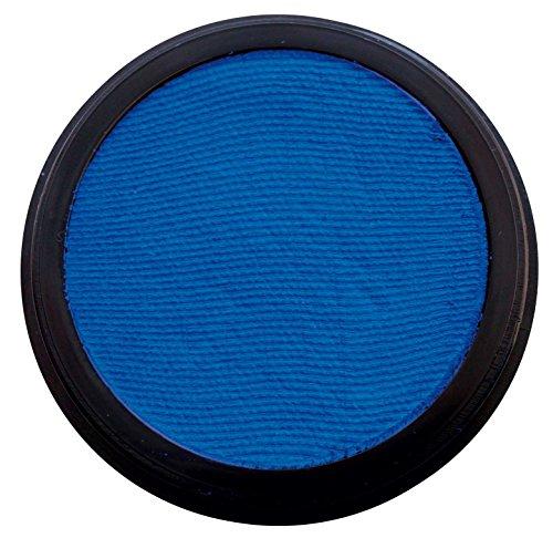 Eulenspiegel 353455 - Profi-Aqua Make-up Schminke - Saphirblau - 3,5 ml / 5 g