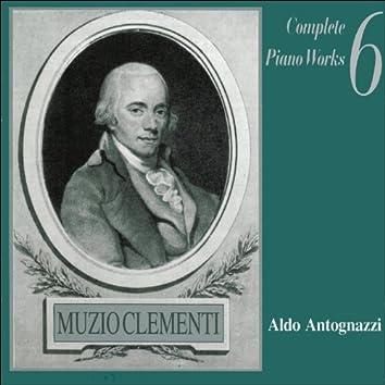 Muzio Clementi: Complete Piano Works, Vol. 6