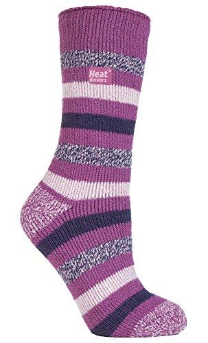 HEAT HOLDERS - Frauen Damen Ursprüngliche Ultimative Thermal Socken, eine Größe 37-42 Eur (Twist Appleby 1847)