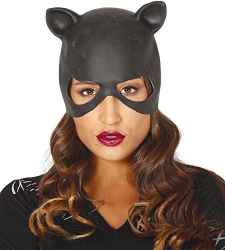 FIESTAS GUIRCA Máscara de Catwoman Catwoman Vinyl