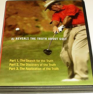 AJ Reveals the Truth About Golf Parts 1, 2, and 3 DVD 2006