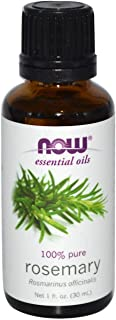 Now Foods, Essential Oils, Rosemary, 1 fl oz (30 ml)