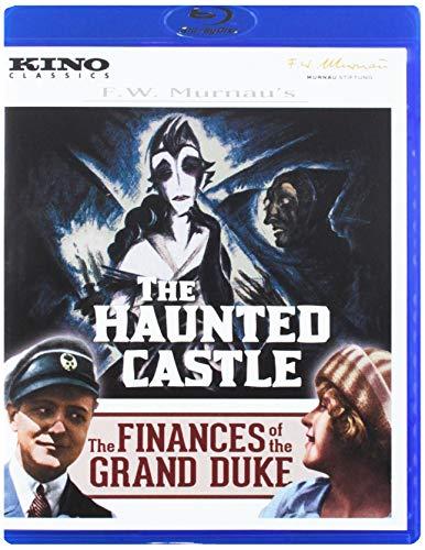 The Haunted Castle / Finances of the Grand Duke [Blu-ray]