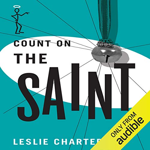 Count on the Saint cover art