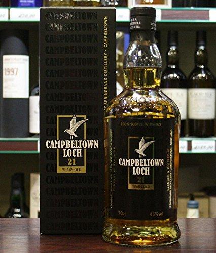 Campbeltown Loch Whisky 21 Jahre