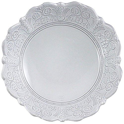 Faïencerie de Niderviller Grand Siècle Assiette creuse Blanc 20 cm