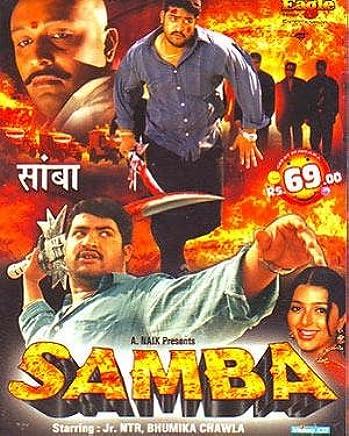 Samba Hindi Movie VCD 2 Disc Pack